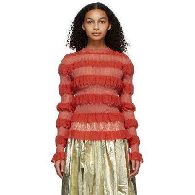 Molly Goddard Pink Gigi Sweater
