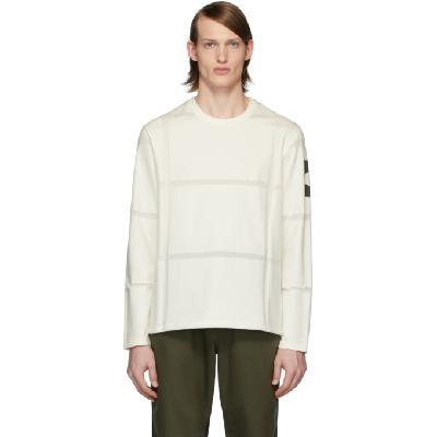 Moncler Genius 5 Moncler Craig Green White Maglia Long Sleeve T-Shirt