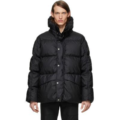 Moncler Genius 6 Moncler 1017 ALYX 9SM Black Down Eris Jacket