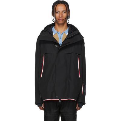 Moncler Grenoble Black Miller Jacket