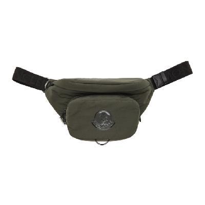 Moncler Khaki Durance Belt Bag
