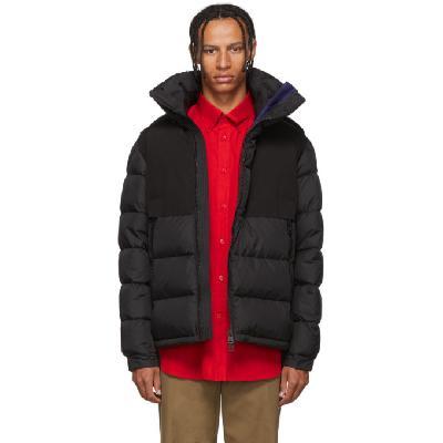 Moncler Black Down Laveda Jacket