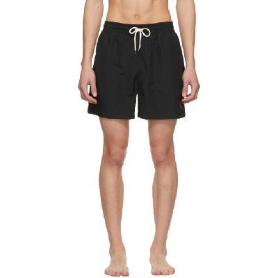 Polo Ralph Lauren Black Traveler Swim Shorts