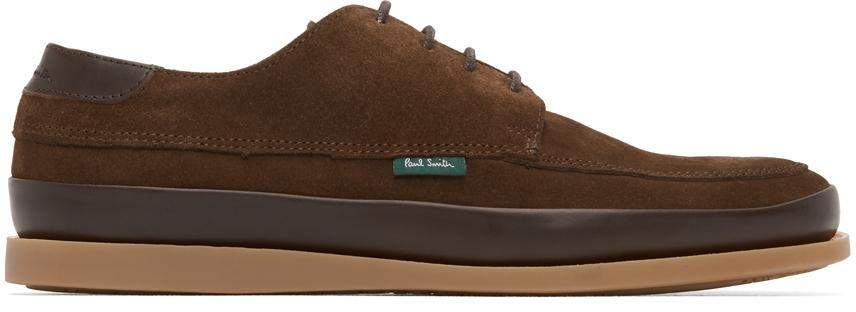 PS by Paul Smith Brown Broc Derbys