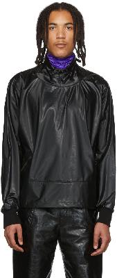 Sankuanz Black Pullover Jacket