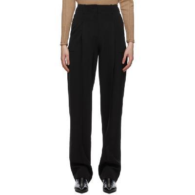 Stella McCartney Black Jayda Trousers