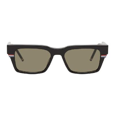 Thom Browne Black Square TBS714 Sunglasses