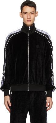 Versace Black Medusa Track Jacket