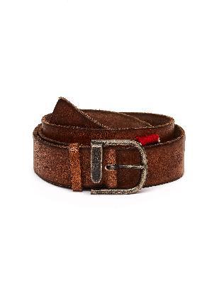 Ann Demeulemeester Brown Leather Belt