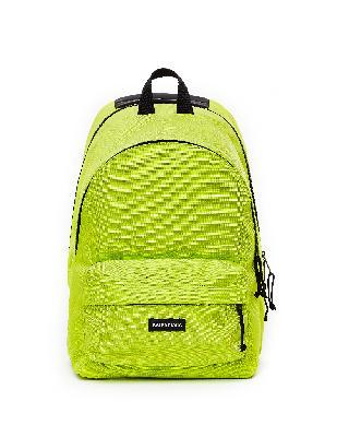 Balenciaga Neon Green DB Backpack