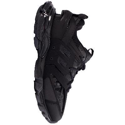Balenciaga Black Track Sneakers