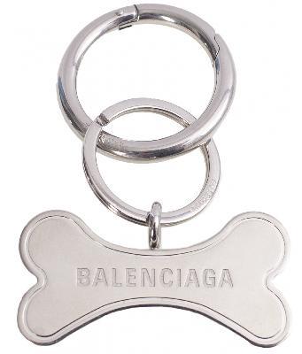 Balenciaga Keychain With Charm