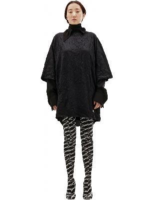 Balenciaga Black Oversize T-shirt