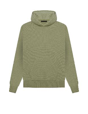 Fear of God Wool Knitted Hoodie