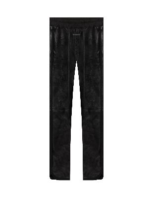 Fear of God Leather Sweatpants