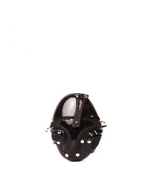 INNERRAUM I05 Black Mini Bag