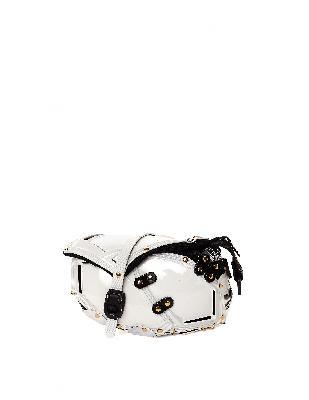INNERRAUM I12 White Crossbody Bag