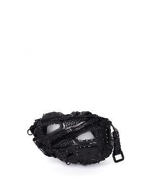 INNERRAUM I02 Black Crossbody Bag