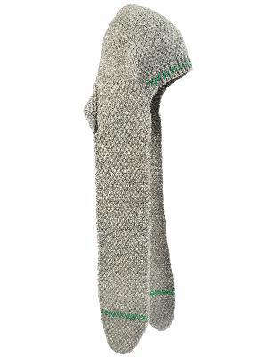 Maison Margiela Knitted hat in grey