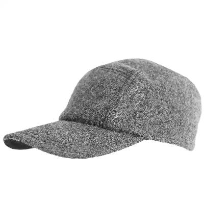 OAMC Grey Wool Cap