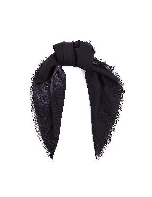 OAMC Cotton Abstract Printed Scarf