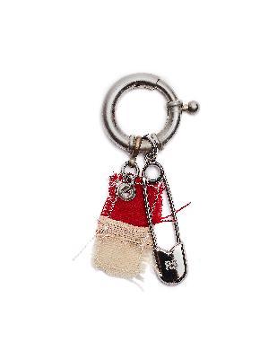 Raf Simons Safety Pin Keyring