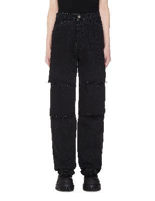 Raf Simons Black Jeans