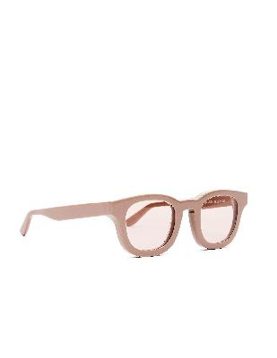 Thierry Lasry Beige Monopoly Sunglasses